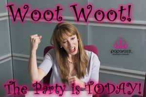 Woot Woot! The Paparazzi Jewelry party is today