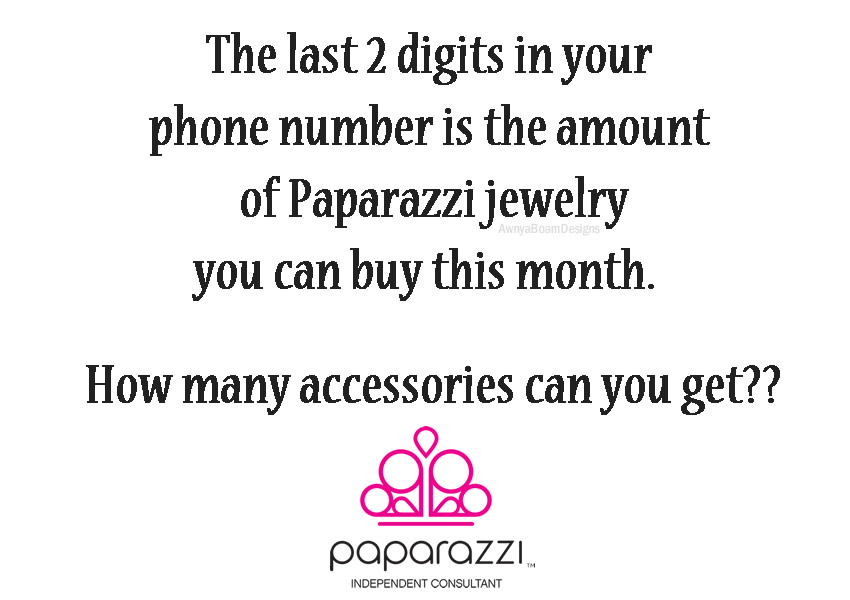 picture about Free Printable Live Sale Numbers known as Paparazzi Pics, Graphics and Memes Paparazzi Jewellery
