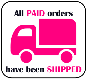All paid Paparazzi orders have shipped