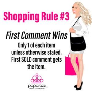 Paparazzi shopping rule #3 | Paparazzi images