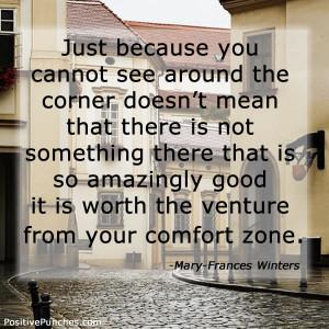 Comfort Zone Quote 2