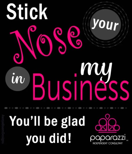 paparazzi Jewelry business meme