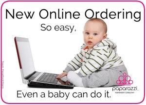 Online ordering - Paparazzi jewelry