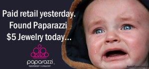 Paid Retail baby - Paparazzi