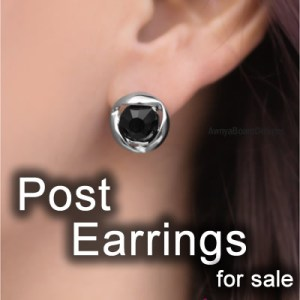Paparazzi post earrings facebook album cover image