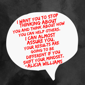 Alicia Williams quote