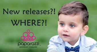 New releases for Paparazzi Jewelry...Where??