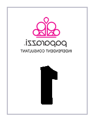 image regarding Paparazzi Printable Numbers titled Fb Reside reversible quantities (free of charge and printable) Papa