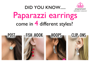did you know Paparazzi has 4 different kinds of earrings