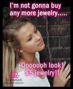 Oooooh look $5 jewelry