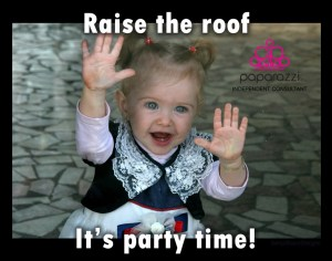 Raise the Roof - It's Paparazzi Jewelry Party time
