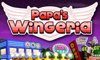 Papa's Wingeria
