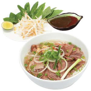 Combination Beef Noodle Soup