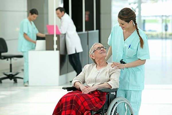 senior care after hospital discharge