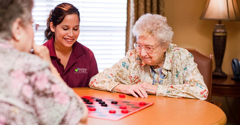 caring options for Alzheimer's and dementia patients