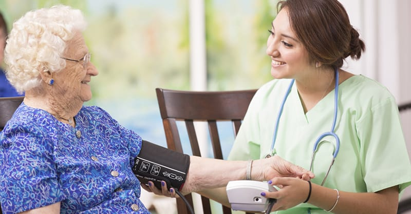 Assisted Living Healthcare Services for Seniors
