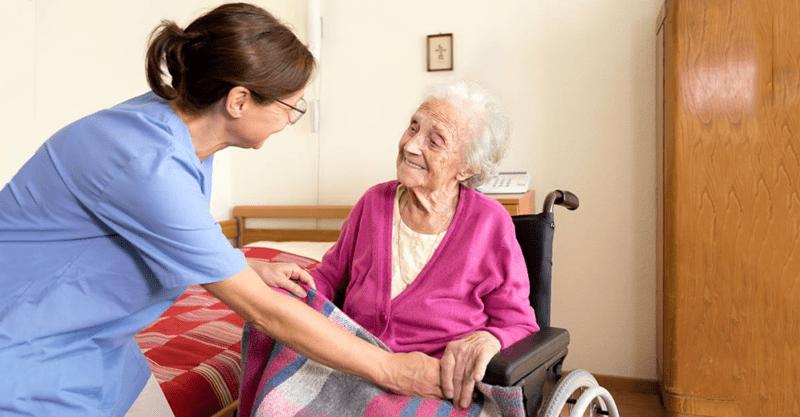Senior respite care