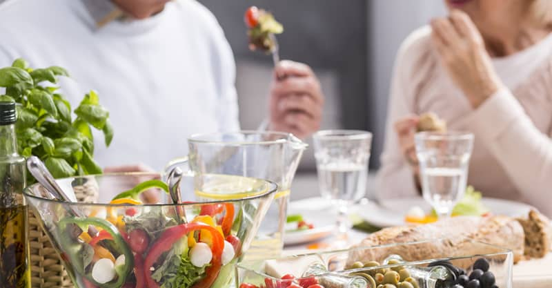 Healthy Winter Eating Tips for Seniors