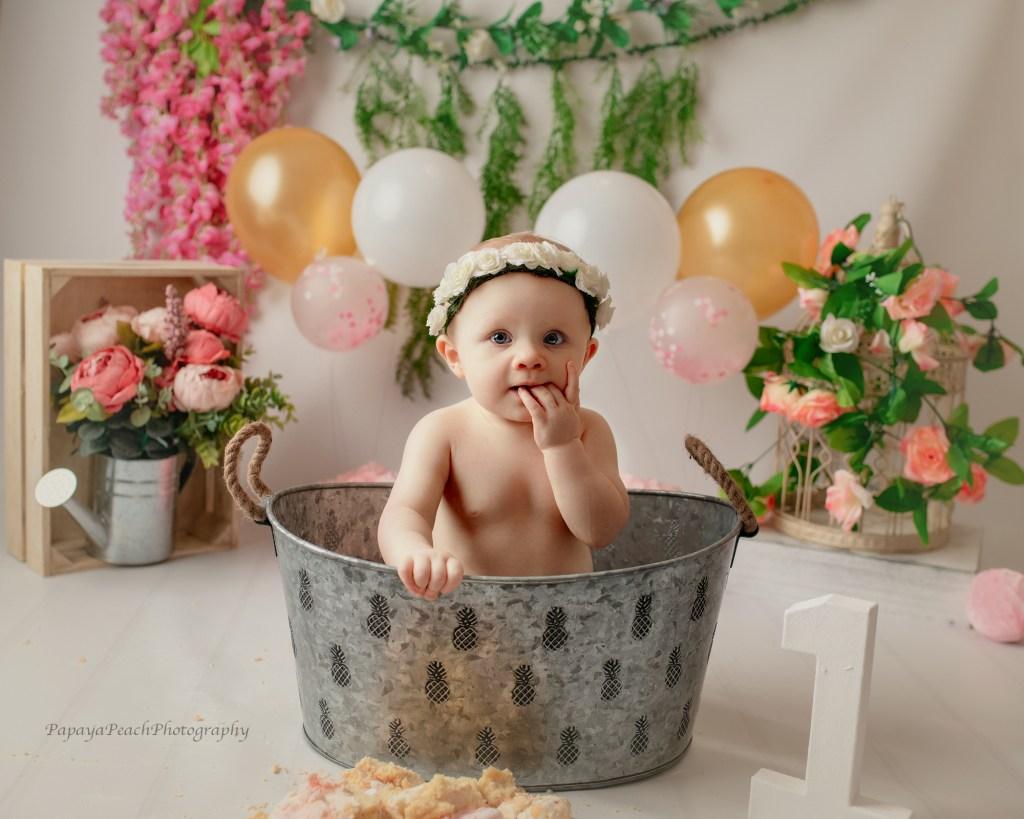 1stbirthdayphotoshoot