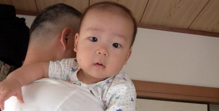 泣き、下痢、咳、嘔吐。生後5ヶ月、病院へ行ったら風邪でした。