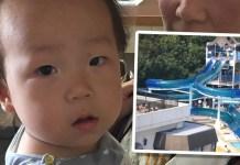 1歳、はじめてのプール「持ち物と楽しみ方と注意点」。世田谷区大倉第二運動場屋外プールへ行ってきました。