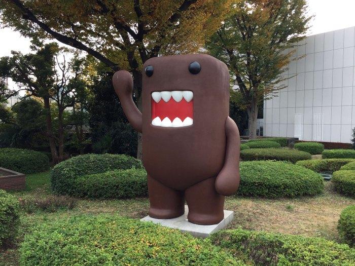 ドーモくん(NHKスタジオパーク)
