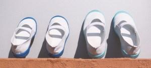 幼稚園・保育園ではく上履き(上靴 、ズック)