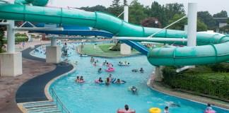 国営昭和記念公園レインボープールの平日は真夏でも空いてて快適! 週末は大行列・大混雑要注意