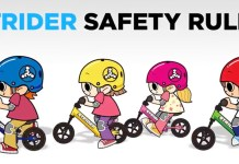 Strider Safety Rules(ストライダーセイフティルール)