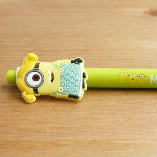 Bolígrafo Minion verde
