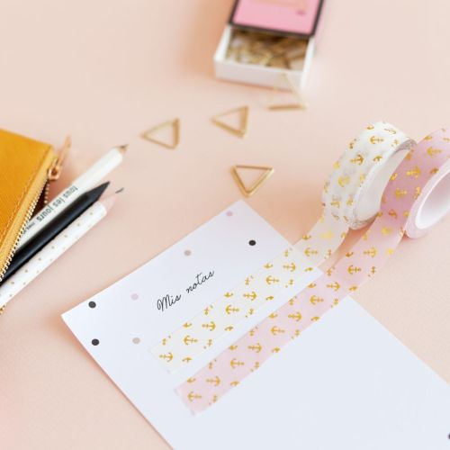Washi tape Anclas
