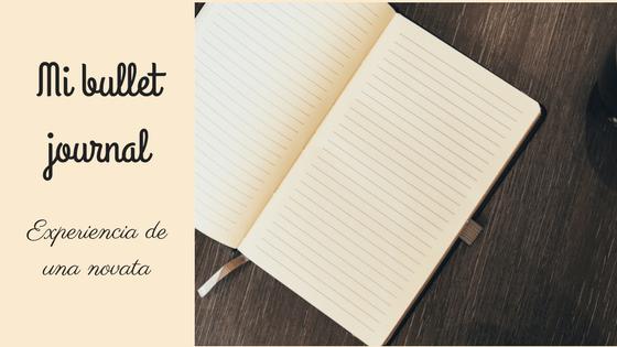 Mi bullet journal ejemplo