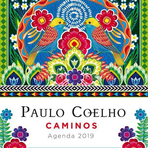 Agenda Paulo Coelho 2019 Caminos