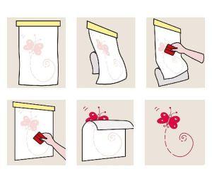 Cómo colocar un vinilo decorativo