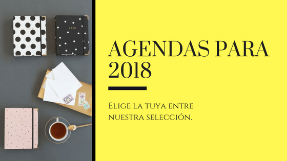 Agendas para 2018