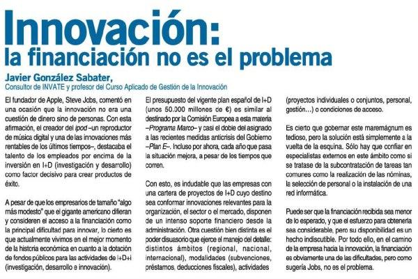 el-problema-de-la-innovacion-empresarial