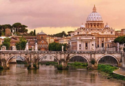 8 932 Rome - FOTOMURAL KOMAR ROME RF. 8-932