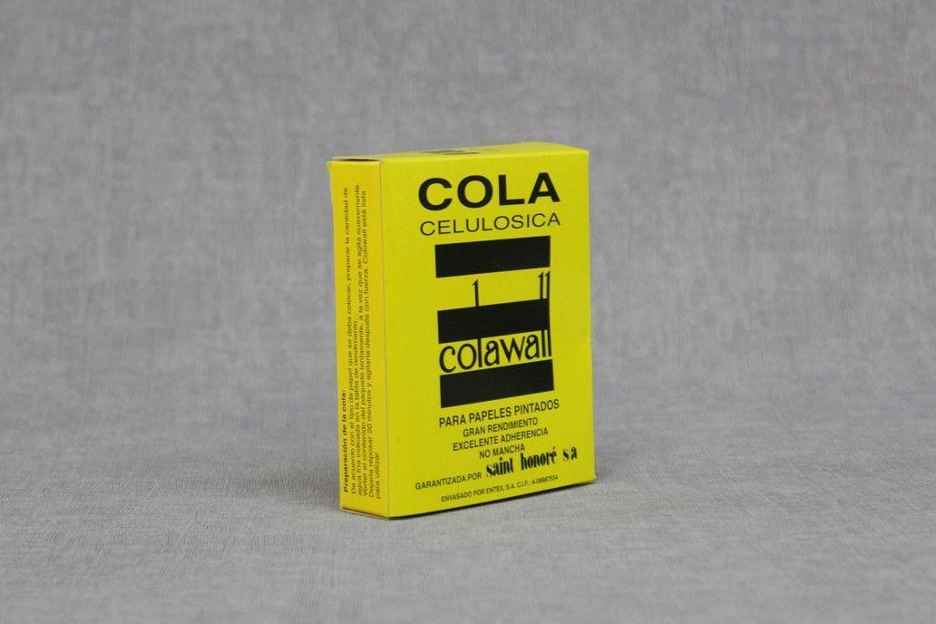 Cola Colowall para papel pintado normal 125 gr.