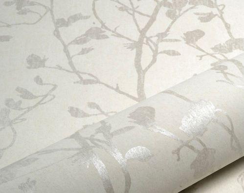 22830 Palazzo 2 - Revestimiento mural de ramas nacarado de la colección Palazzo Ref. PAL5010
