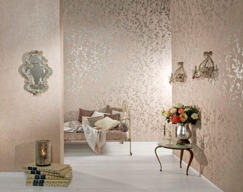 22837 Palazzo 9 - Revestimiento mural de ramas oro de la colección Palazzo Ref. PAL5037