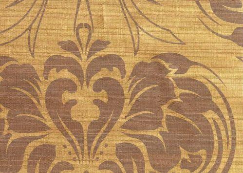 Revestimiento mural Damasco cobre de la colección J&V 450 Ref. 4701
