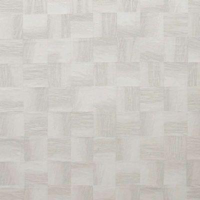 Papel pintado Omexco cuadrados blanco y gris ref. RAA201
