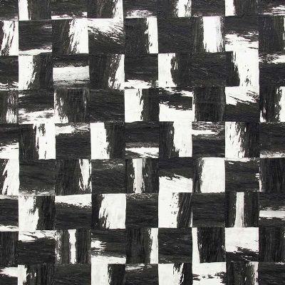 Papel pintado Omexco cuadrados blanco y blanco ref. RAA204