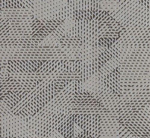 Papel pintado de Arte Oblique 54082 Monochrome