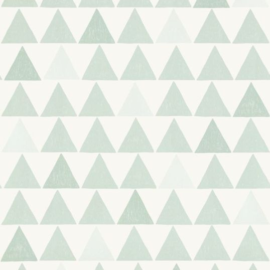 Papel pintado triángulos 588-07 de Sandberg