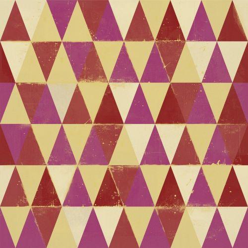 Mind the gap WP20006 - Circus Pattern