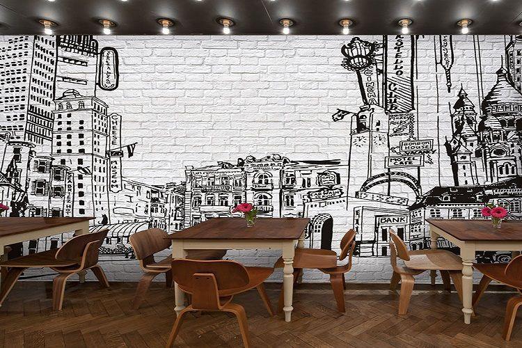 Como poner papel de pared great cmo poner papel pintado - Se puede poner papel pintado sobre gotele ...