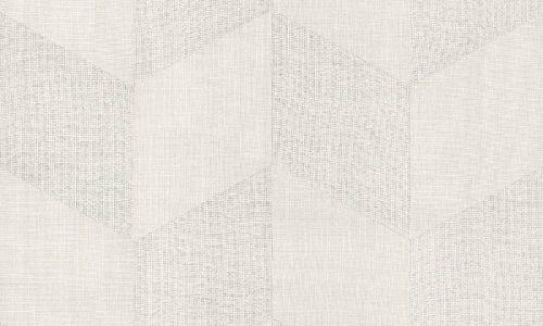 Papel pintado de tejido de yute con brillo beige del catálogo Insero de Arte