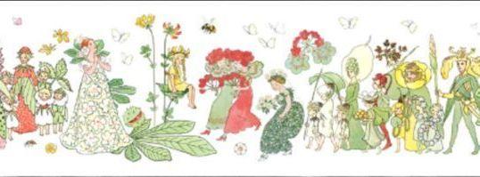 Cenefa Blomterparaden rf. 6280