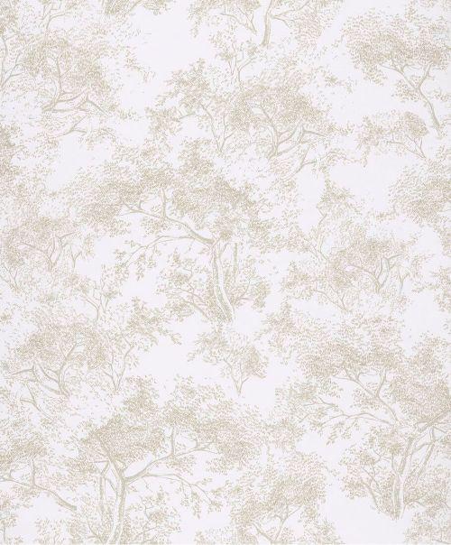 Papel pintado Saman beige rf. KWA503